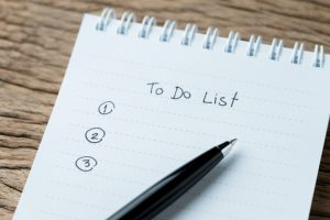 "What Can You Learn From Your 'To Do"" List?"