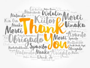 What Is So Special About Thank You?